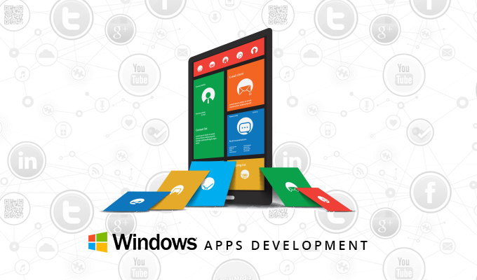 WINDOWS APP DEVLOPMENT SERVICES